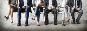 53713561 - human resources interview recruitment job concept